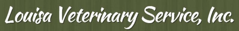 Louisa Veterinary Services